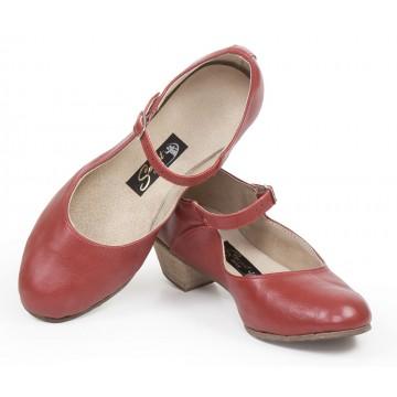Женские туфли для русских народных танцев «Sm_art Dance H1»