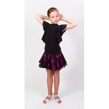 Юбка для бальных танцев SM Collection «Азалия»