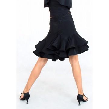 Юбка для бальных танцев SM Collection «Белла»