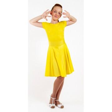 """Рейтинговое платье для бальных танцев SMcollection """"Елизавета"""""""
