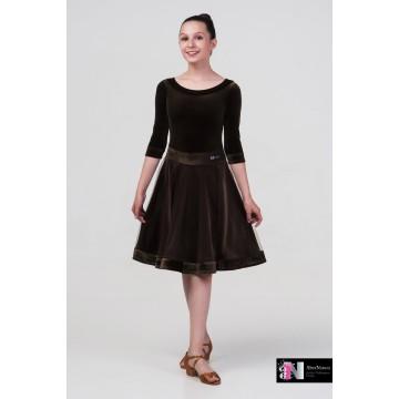 Платье для бальных танцев «Альтранатура» Платье Rt 0024