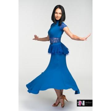 Платье для бальных танцев «Альтранатура» Юбка 0005