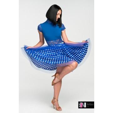 Платье для бальных танцев «Альтранатура» Юбка 0013