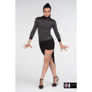 Платье для бальных танцев «Альтранатура» Юбка 0015