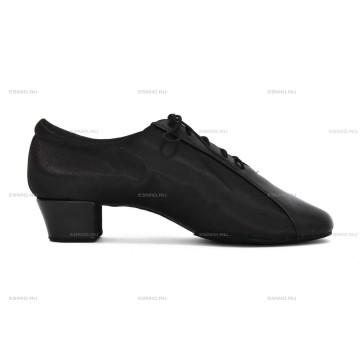 Мужские туфли для бальных танцев DanceMaster 4531 латина 4 см