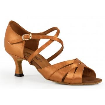 Женские туфли для бальных танцев DanceMaster 2001 латина 5 см