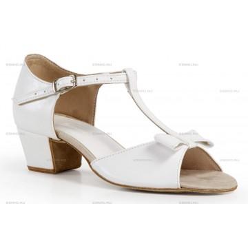 Рейтинговые туфли для бальных танцев «DanceMaster 1431K» 3см