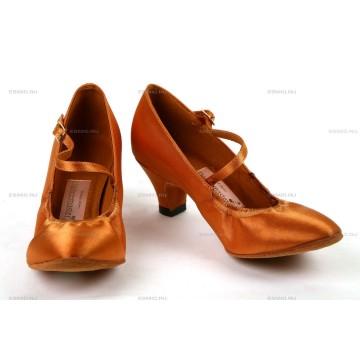 Женские туфли для бальных танцев «DanceMaster 011 Юниор» стандарт 4,5см