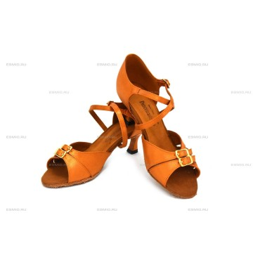 Женские туфли для бальных танцев DanceMaster 161 латина 5 см