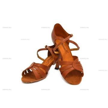 Женские туфли для бальных танцев DanceMaster 1411 латина 5 см