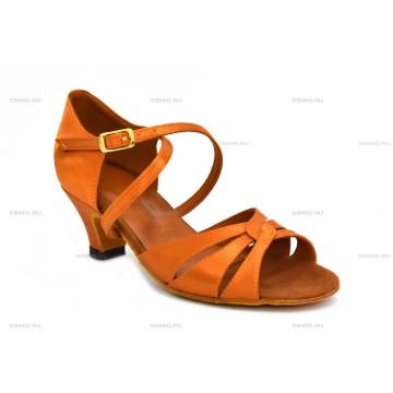 Женские туфли для бальных танцев DanceMaster 2000 Юниор латина 4,5 см