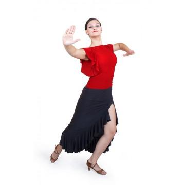 Юбка для бальных танцев SM Collection «Франческа» танго