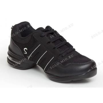 Кроссовки для танцев «К1 тёмно-серые»