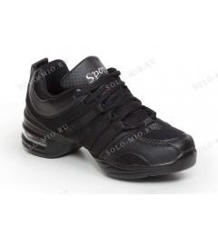 Кроссовки К1 чёрные