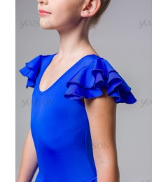 Платье репетиционное с крылышками Бифлекс