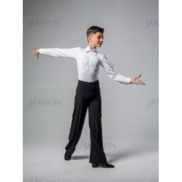 """Рубашка """"Стандарт"""" на пуговицах для бальных танцев"""