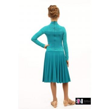 Рейтинговое платье для бальных танцев AltraNatura Rt «Алиса»