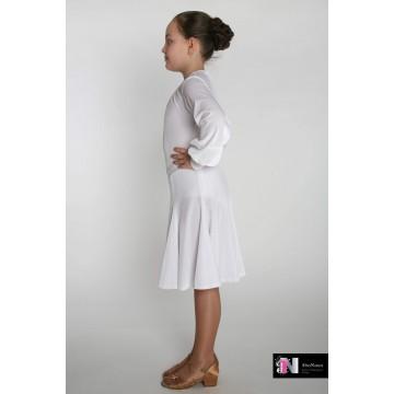 Рейтинговое платье для бальных танцев AltraNatura Rt «Алёнушка»