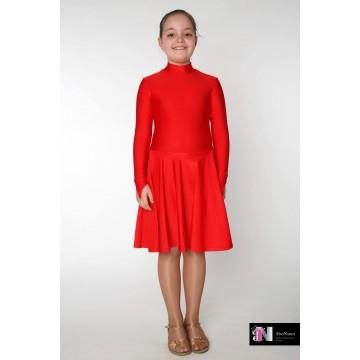 Рейтинговое платье для бальных танцев AltraNatura Rt «Дашенька»