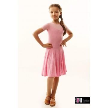 Рейтинговое платье для бальных танцев AltraNatura Rt «Мальвина»