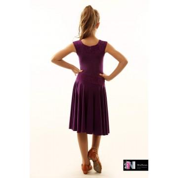 Рейтинговое платье для бальных танцев AltraNatura Rt «Снежана»