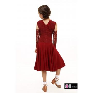 Рейтинговое платье для бальных танцев AltraNatura Rt «Василина»