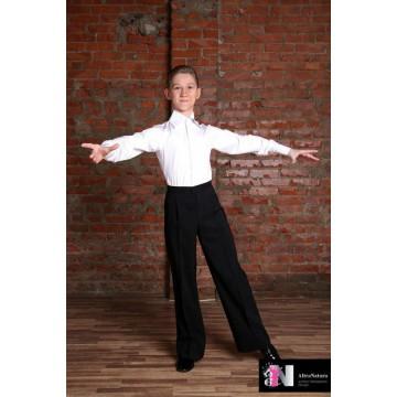 Рейтинговое боди для бальных танцев AltraNatura «Rt» на молнии