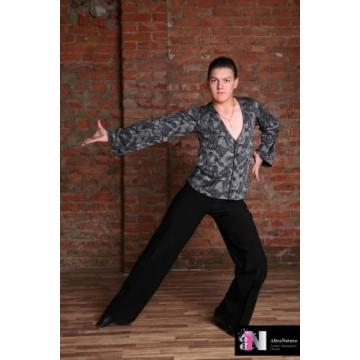 Мужская рубашка для бальных танцев AltraNatura «Энрике»