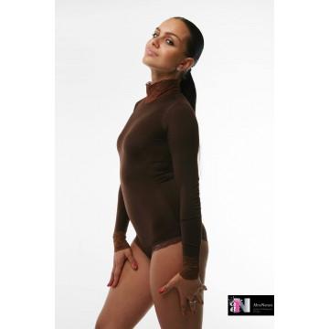 Женское боди для бальных танцев AltraNatura «Афина»