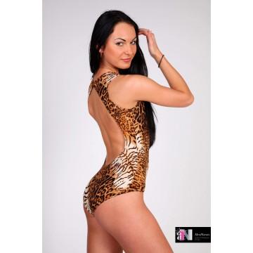 Женское боди для бальных танцев AltraNatura «Зеркало»