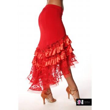 Юбка для бальных танцев AltraNatura La «Мэрелин»