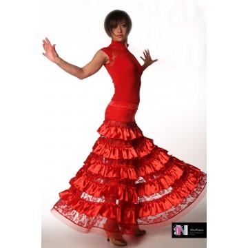 Юбка для бальных танцев AltraNatura St «Яна»