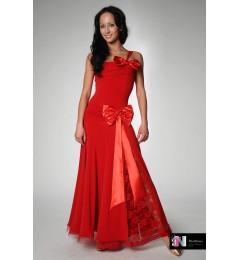 Платье «Кая» (с бантом)