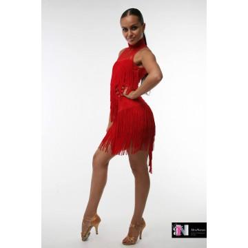 Платье для бальных танцев AltraNatura La «Павлина»