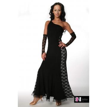 Платье для бальных танцев AltraNatura St «Гера» гипюр
