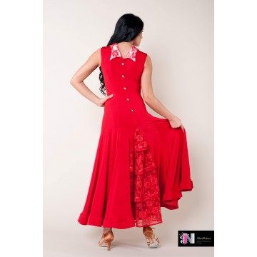 Платье для бальных танцев AltraNatura St «Марианна»
