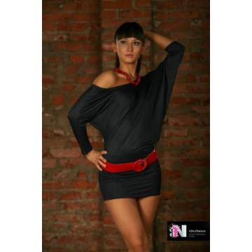 Топ-платье для бальных танцев AltraNatura «Лиана»