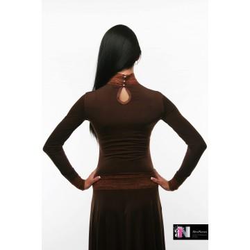 Женский топ для бальных танцев AltraNatura «Дана»