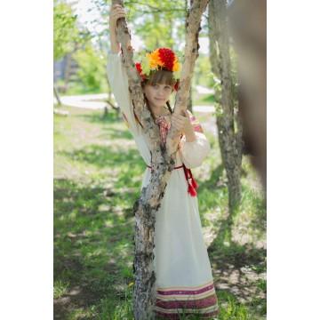 Рубаха «Василиса» для русских народных танцев