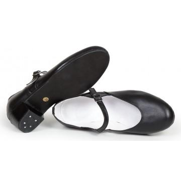 Женские туфли для русских народных танцев «H302»