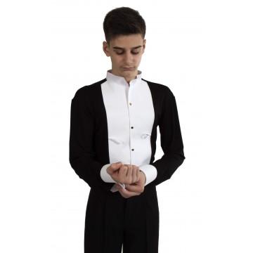 Рубашка-боди фрачная для бальных танцев