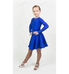 Платье Анастасия бифлекс с регилином