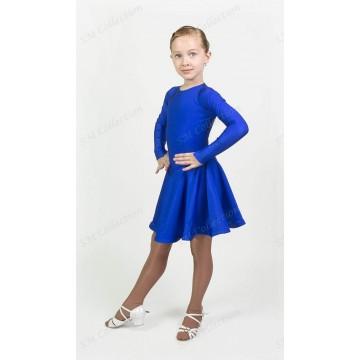 Рейтинговое платье для бальных танцев SMcollection «Анастасия»