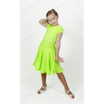 Рейтинговое платье для бальных танцев SMcollection «Таисия»