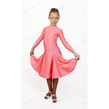 Рейтинговое платье для бальных танцев SMcollection «Валентина»
