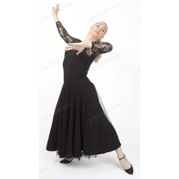 Юбка для бальных танцев SM Collection «Маргарита»