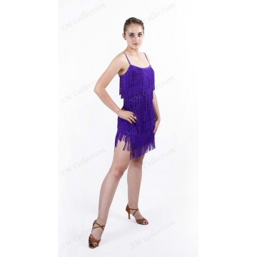 Платье для бальных танцев SM Collection «Пенелопа»
