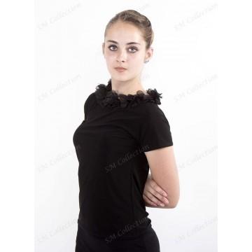 Женский топ для бальных танцев SM Collection «Зара»