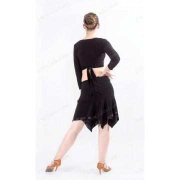Юбка для бальных танцев SM Collection «Карнелия»