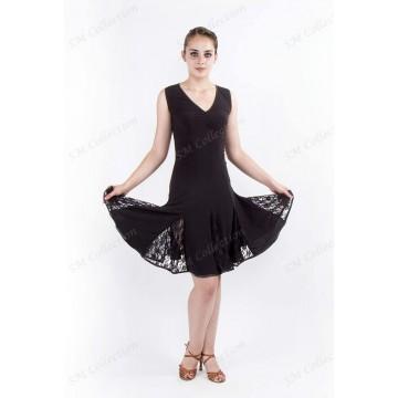 Платье для бальных танцев SM Collection «Сабрина»